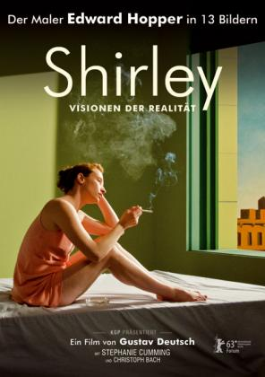 Shirley - Der Maler Edward Hopper in 13 Bildern
