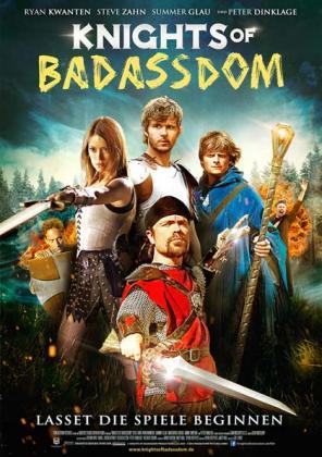Knights of Badassdom (OV)