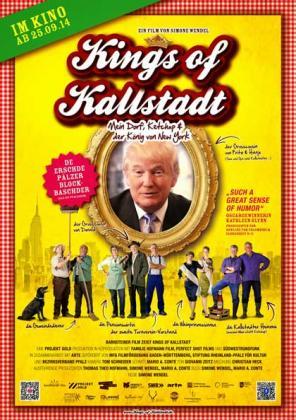 Kings of Kallstadt - Ein Dokumentarfilm über Dorfliebe und Größenwahn