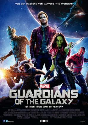 Filmbeschreibung zu Guardians of the Galaxy