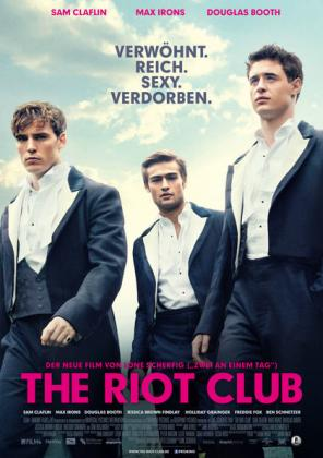 Filmplakat von The Riot Club