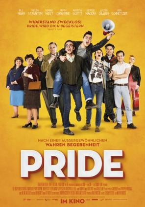 Filmbeschreibung zu Pride (OV)