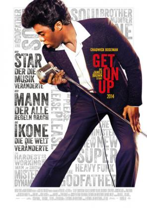 Filmplakat von Get on Up (OV)