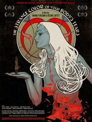 Filmplakat von The Strange Colour of your Body's Tears