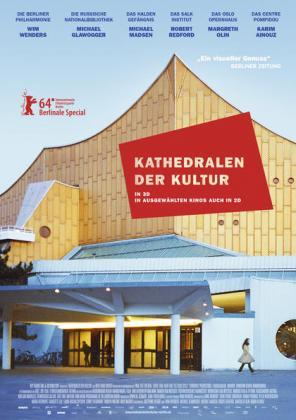 Kathedralen der Kultur 3D (OV)