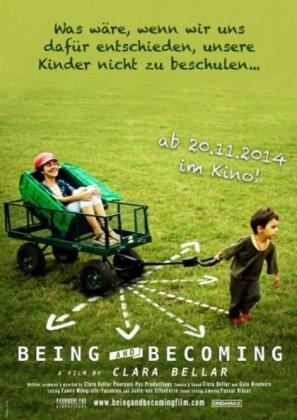 Filmplakat von Being and Becoming
