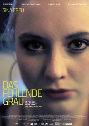 Filmplakat von Das fehlende Grau