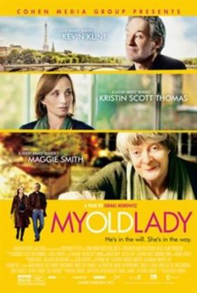 Filmplakat von My Old Lady (OV)
