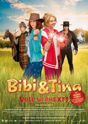 Filmbeschreibung zu Bibi & Tina - Voll verhext