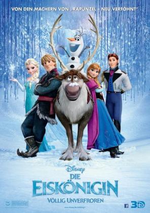 Filmbeschreibung zu Die Eiskönigin - Sing-A-Long