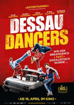 Filmplakat von Dessau Dancers