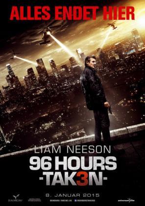 Filmbeschreibung zu 96 Hours - Taken 3