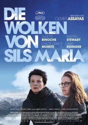 Filmplakat von Die Wolken von Sils Maria (OV)