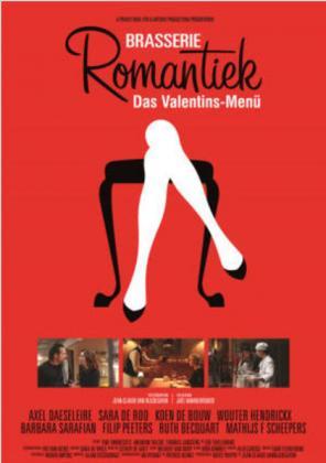 Filmplakat von Brasserie Romantiek - Das Valentins-Menü