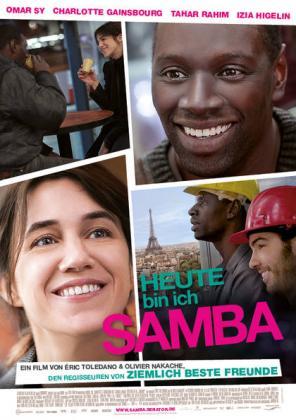 Filmbeschreibung zu Heute bin ich Samba