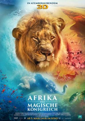 Afrika - Das magische Königreich 3D