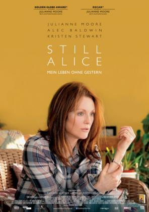 Filmplakat von Still Alice - Mein Leben ohne Gestern