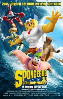 Filmbeschreibung zu SpongeBob Schwammkopf