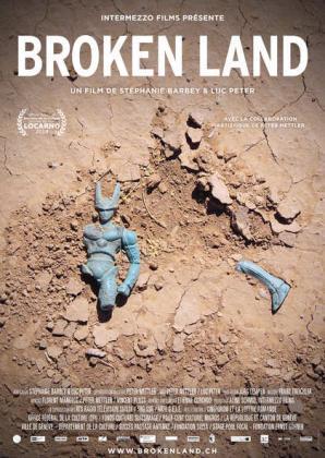 Filmplakat von Broken Land (OV)