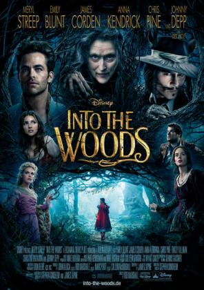 Filmplakat von Into the Woods (OV)