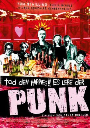 Filmbeschreibung zu Tod den Hippies - Es lebe der Punk!