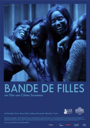 Filmplakat von Bande de filles