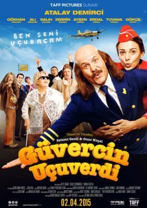 Filmplakat von Güvercin Ucuverdi (OV)