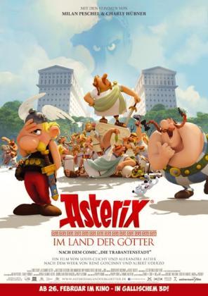 Asterix im Land der Götter (OV)