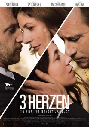 Filmbeschreibung zu 3 Herzen (OV)