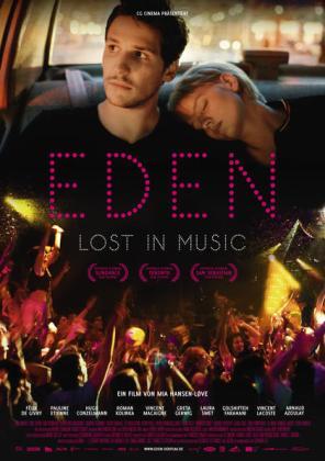 Filmplakat von Eden