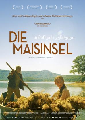 Filmplakat von Die Maisinsel