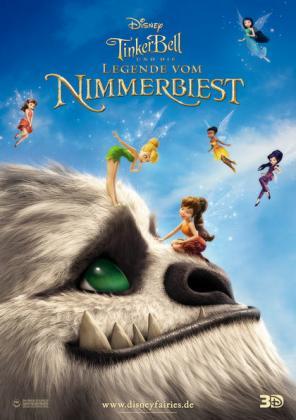 Tinkerbell und die Legende vom Nimmerbiest