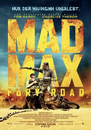 Mad Max: Fury Road 3D (OV)