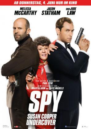 Spy - Susan Cooper Undercover (OV)