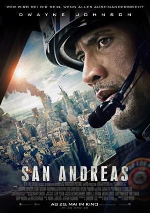 Filmbeschreibung zu San Andreas