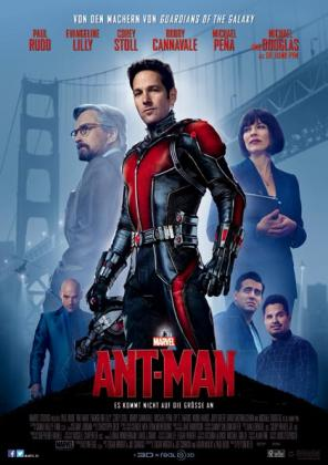 Filmbeschreibung zu Ant-Man