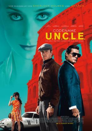 Filmbeschreibung zu Codename U.N.C.L.E.