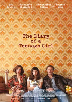 Filmplakat von The Diary of a Teenage Girl (OV)