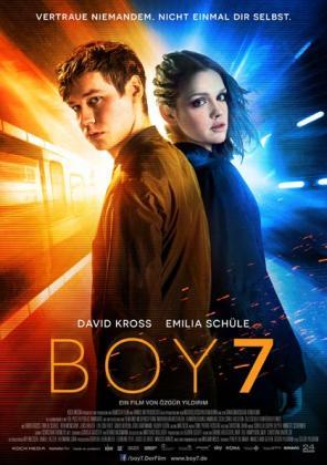 Filmbeschreibung zu Boy 7