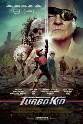 Filmplakat von Turbo Kid (OV)