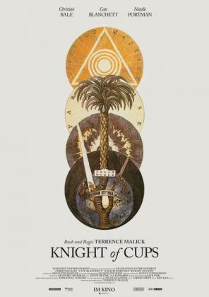 Filmplakat von Knight of Cups (OV)