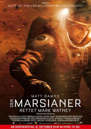 Der Marsianer - Rettet Mark Watney (OV)
