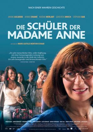 Filmbeschreibung zu Die Schüler der Madame Anne