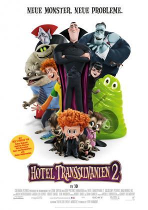 Filmbeschreibung zu Hotel Transsilvanien 2