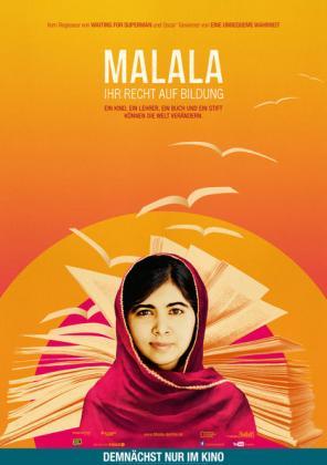 Malala - Ihr Recht auf Bildung (OV)