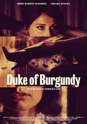 Filmplakat von The Duke of Burgundy