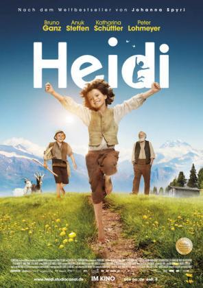 Filmbeschreibung zu Heidi (2015)