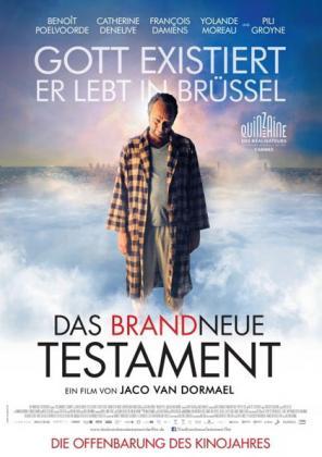 Filmbeschreibung zu Das brandneue Testament (OV)