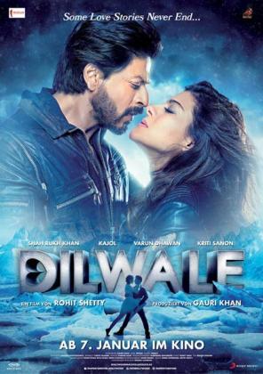 Filmplakat von Dilwale