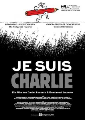 Filmplakat von Je suis Charlie